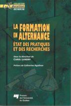La formation en alternance (ebook)
