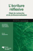 L'écriture réflexive (ebook)