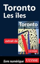Toronto - Les îles (ebook)