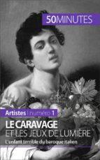 Le Caravage et les jeux de lumière (ebook)
