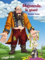 Majuscule, le géant (ebook)
