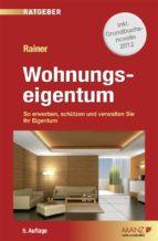 Wohnungseigentum (ebook)