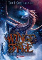 Wings of Fire 4 - Die Insel der Nachtflügler