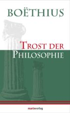 Trost der Philosophie (ebook)