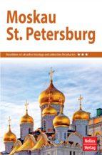 Nelles Guide Reiseführer Moskau - Sankt Petersburg (ebook)