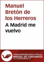 A Madrid me vuelvo (ebook)