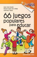 66 juegos populares para educar (ebook)
