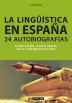 La lingüística en España (ebook)