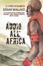 Addio all'Africa (ebook)