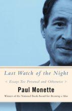 Last Watch of the Night (ebook)