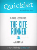Quicklet On The Kite Runner By Khaled Hosseini (CliffNotes-like Book Summary) (ebook)
