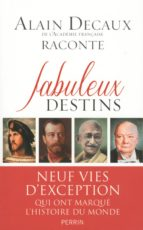 Fabuleux destins (ebook)
