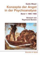 Konzepte der Angst in der Psychoanalyse Bd. 1 (ebook)