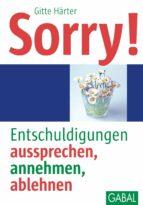 Sorry! (ebook)