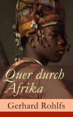 Quer durch Afrika - Vollständige Ausgabe (ebook)