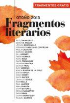 Fragmentos literarios Otoño 2013 (ebook)