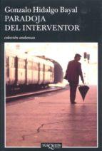Paradoja del interventor (ebook)