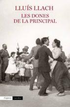 Les dones de la Principal (ebook)