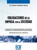 Obligaciones de la empresa con la sociedad (ebook)