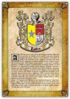 Apellido Lastre / Origen, Historia y Heráldica de los linajes y apellidos españoles e hispanoamericanos