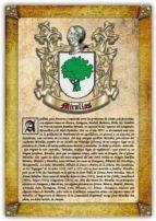 Apellido Mirallas / Origen, Historia y Heráldica de los linajes y apellidos españoles e hispanoamericanos