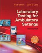 Laboratory Testing for Ambulatory Settings (ebook)
