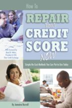 How to Repair Your Credit Score Now (ebook)