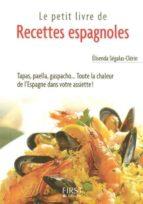 Le Petit Livre de - Recettes espagnoles (ebook)