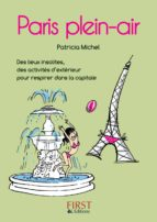 Le Petit livre de - Paris plein air (ebook)