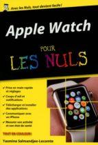 Apple Watch Pour les Nuls, édition poche (ebook)