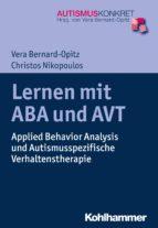 Lernen mit ABA und AVT (ebook)