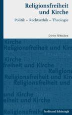 Religionsfreiheit und Kirche (ebook)