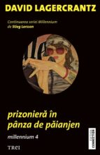 Prizonieră în pânza de păianjen. Millennium 4 (ebook)