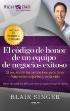 El código de honor de un equipo de negocios exitoso. (ebook)
