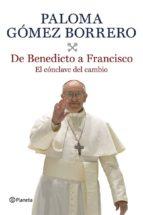 De Benedicto a Francisco (ebook)