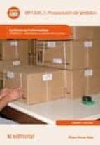 Preparación de pedidos. COMT0211  (ebook)