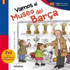 Vamos al Museo del Barça (ebook)