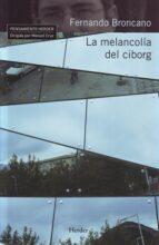 La melancolía del ciborg (ebook)