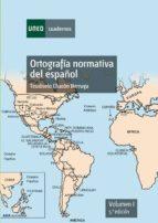 Ortografía normativa del español. Cuaderno de ejercicios. Volumen I. 5ª Edición (ebook)