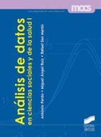 Análisis de datos en ciencias sociales y de la salud (ebook)
