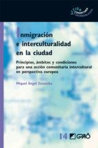 Inmigración e interculturalidad en la ciudad (ebook)