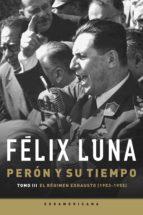 Perón y su tiempo (Tomo 3) (ebook)