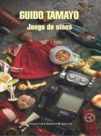 Juego de niños (ebook)