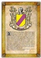 Apellido Gázquez / Origen, Historia y Heráldica de los linajes y apellidos españoles e hispanoamericanos