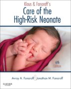 Klaus and Fanaroff's Care of the High-Risk Neonate (ebook)