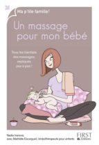 Un massage pour mon bébé (ebook)