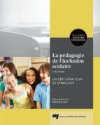 La pédagogie de l'inclusion scolaire, 3e édition (ebook)