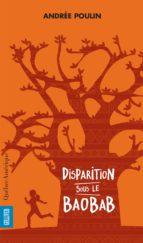 Disparition sous le baobab (ebook)