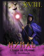 Der Hexer von Hymal, Buch XVIII: Chaos in Hymal (ebook)