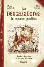 Los descazadores de especies perdidas (ebook)